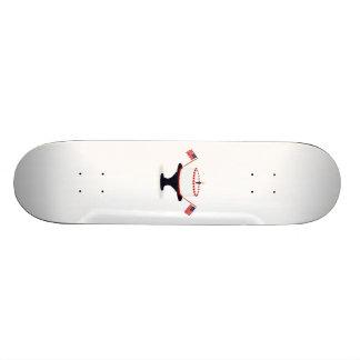 4th of July Cake Skateboards
