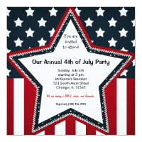 4th of july invitations Intoanysearchco