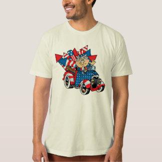 4th of July cartoon T-Shirt
