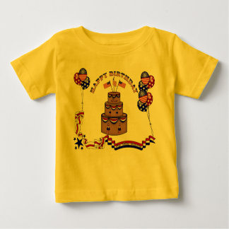 4th of July Celebration Baby T-Shirt