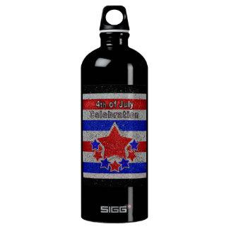 4th of July Celebration Liberty Bottle