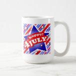 4th of July Celebration Mug