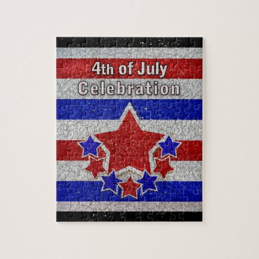 4th of July Celebration Puzzle