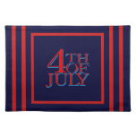 4th of July - Cloth Place Mat