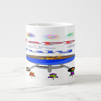 4th of July Cookout Specialty Mugs