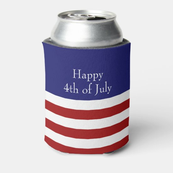 4th of July Cooler