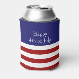 4th of July Cooler Can Cooler