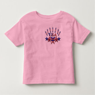 4th of July Crackers Toddler T-shirt