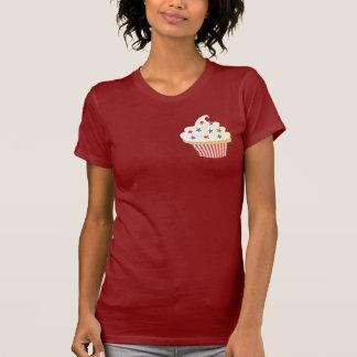 4th of July Cupcake T-Shirt