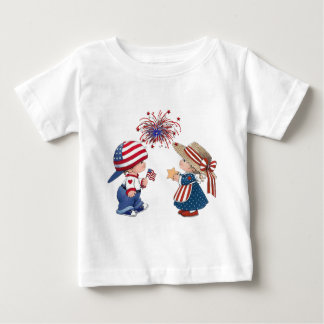 4th of July Design 1 Baby T-Shirt