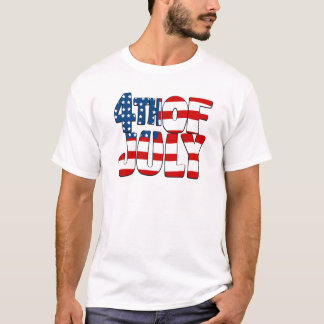 4th of July design 2 T-Shirt