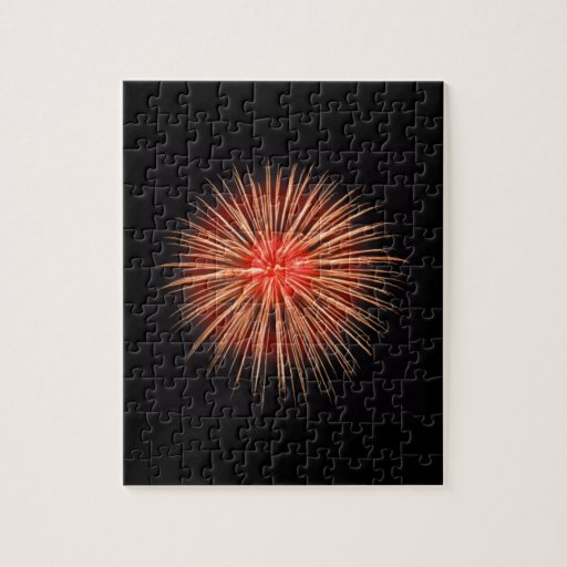 4th of july firework display puzzles