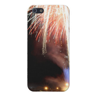 4th of July Fireworks Cover For iPhone SE/5/5s