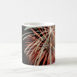 4th of July Fireworks display Coffee Mug