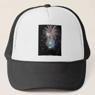 4th of July Fireworks Display Hat