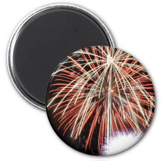 4th of July Fireworks display Magnets