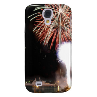 4th of July Fireworks display Samsung Galaxy S4 Cover