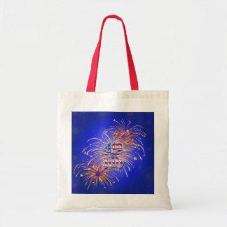4th of July Fireworks Gift Bag