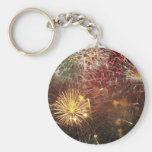 4th of July Fireworks Keychains