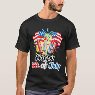 4th of July Fireworks T-Shirt