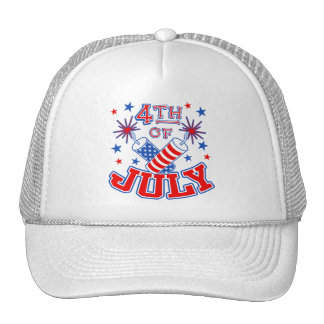 4th of July Hat