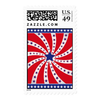 4th of July - Indepedence Day Postage
