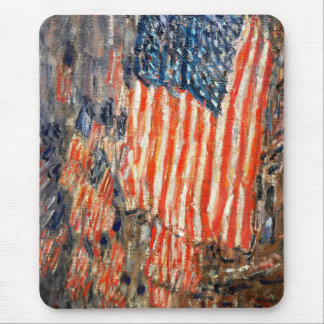 4th of July , Independence Day Fine Art Mousepads