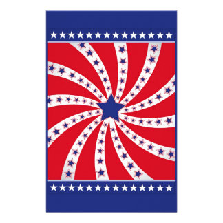 4th of July - Independence Day Stationery