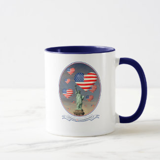 4th of July Mug