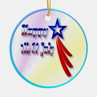 4th Of JULY  Ornament