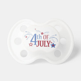 4th of July Pacifier