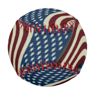 4TH Of July Party Red White And Blue American Flag Baseball