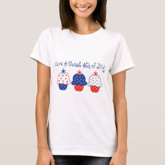 4th of july.png T-Shirt