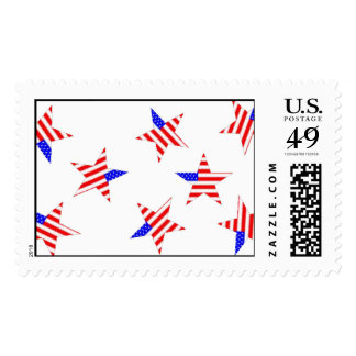 4th of july stamps