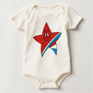 4th of july quotes baby bodysuit