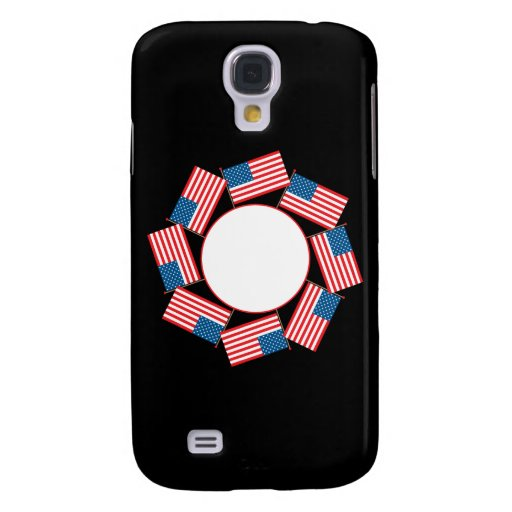 4th Of July Samsung Galaxy S4 Cover