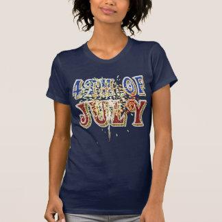 4th of July Shirt. Tee Shirt