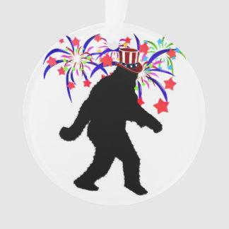 4th of July Squatchin' w/Fireworks
