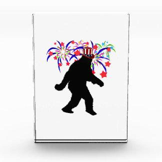 4th of July Squatchin' w/Fireworks Award
