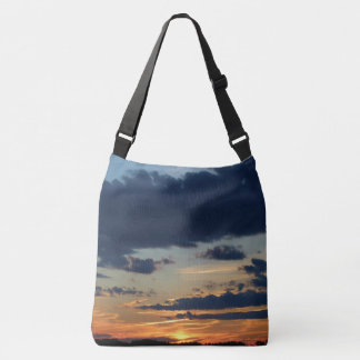 4th of July Sunset 2016 Crossbody Bag