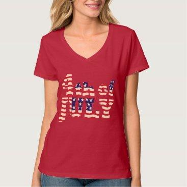 lesrubadesigns 4th of July T-Shirt