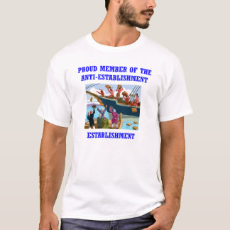 4th OF JULY Tea Party T-Shirt