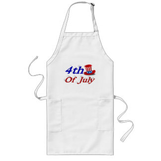 4th of July Uncle Sam Hat 3D Aprons