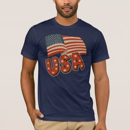 4th of July USA T-shirts