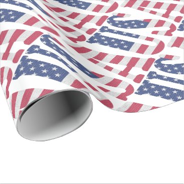 4th Of July Wrapping Paper