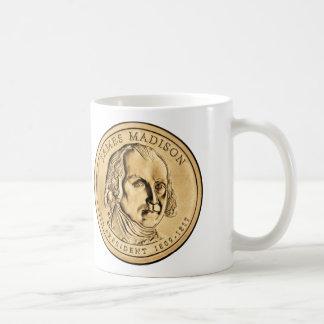 4th Pres. James Madison Coffee Mug