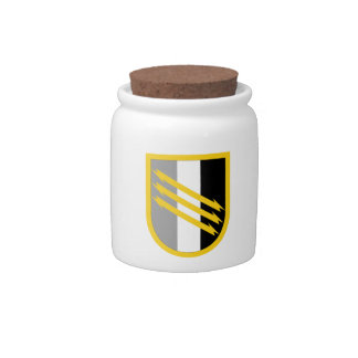 4th Psychological Operations Group (POG) Candy Jar