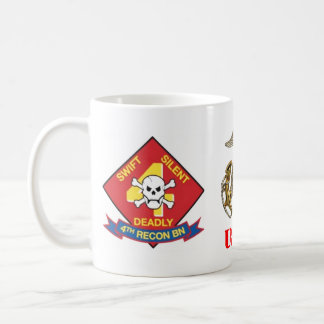 4th RECON BATTALION Coffee Mug