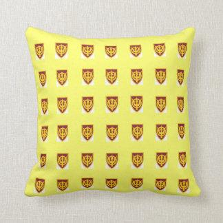 4th Trans symbol style pillow