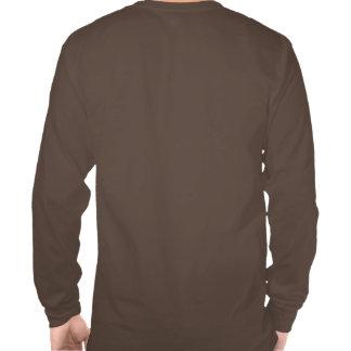 4to Camiseta larga de la manga de la división acor